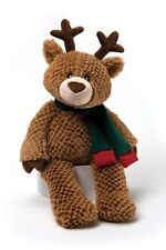 GUND Christmas Brownie Reindeer Soft Bear Toy