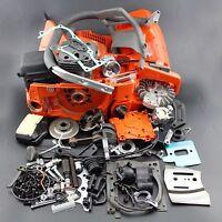 Complete Parts For Husqvarna 362 365 371 372 372XP Chainsaw Muffler Carburetor