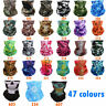 Bandana Neck Mask Shield Camouflag Motorcycle Biker Face Scarf Wind Dust Proof