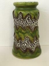 Dümler & Breiden   Fat Lava  Pottery Vase Keramik