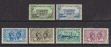 Martinique - SG 158, 163, 165/7, 170 - f/u