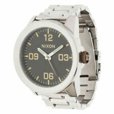 Nixon Watch Corporal SS Stainless Steel