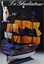 PLASTIC MODEL SHIP LE GLADIATEUR 1/200 HELLER 80826