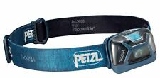NEW PETZL TIKKINA HYBRID CONCEPT HEADLAMP WATER RESISTANT CAMPING HIKING BLUE