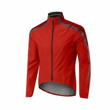Abbigliamento gialli impermeabili per ciclismo m