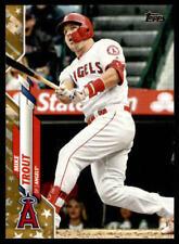 2020 Topps Baseball Factory Set Gold Star - Pick A Card - Cards 1-250