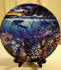 """Hamilton Collection""""Sphere Of Life"""" From Enchanted Seascapes - John Enright"""
