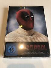 Deadpool Mediabook Birnenblatt Blu-Ray OVP
