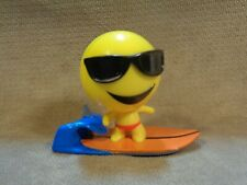 "GREENBRIER SURFING YELLOW GUY SUNGLASSES & SPEEDO 1.75"" FIGURE CAKE TOPPER"