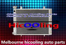 Aluminum Radiator for Polaris Ranger 500 2X4 4X4 6X6 2003 2004 2005 2006