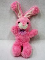DanDee Soft Plush Pink Easter Bunny Rabbit Toy