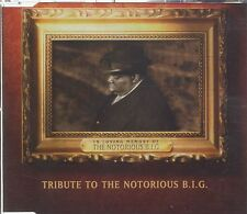 Puff Daddy & Faith Evans & 112 - Tribute To The Notorious B.I.G. ° Maxi-CD 1997