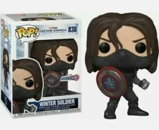Captain America - Winter Soldier Year of The Shield US Pop Vinyl RS