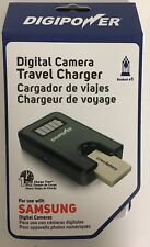 Digipower Digital Camera Travel Charger For Samsung