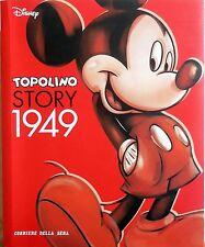 TOPOLINO STORY 1949 DISNEY CORRIERE DELLA SERA N.1 FUMETTO