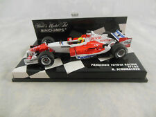 Minichamps 400 050017 2005 Panasonic Toyota Racing TF105 #17 R Schumacher