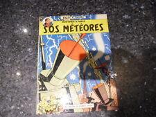 belle reedition blake et mortimer sos meteore