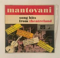 Mantovani & His Orchestra Song Hits From Theatreland 33RPM LP Record 1955 London