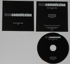 Love Commission On the West Side U.S. promo cd  -Rare!