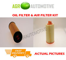 Kit de Servicio de Gasolina Aceite Filtro De Aire Para Mercedes-Benz CLC160 1.6 129 BHP 2009-11