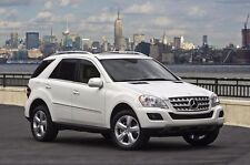 2012-2013-2014 MERCEDES ML 350 ML 430 PARTS LIST CATALOG PDF FILE