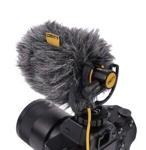 Deity Microphones V-Mic D4 Mini on-camera mic for DSLR/Mirorless Cameras