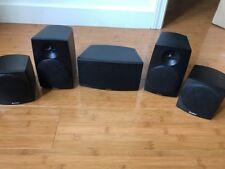 Boston Acoustics Micro 80 Surround Speakers Set