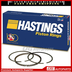 Hastings Piston Rings Fits 03-08 Chrysler 300 Dodge Durango Ram Jeep 5.7L V8 OHV