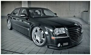 Chrysler 300c Side Skirts