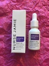 Nurse Jamie Miracle Base Beauty Oil 14.7ml Brand New In Box Sealed