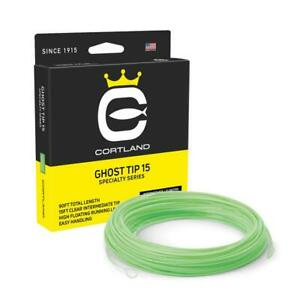 Cortland Ghost Tip 15 Fly Line