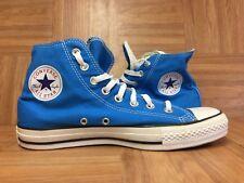 RARE🔥 Converse Chuck Taylor All Star Hi Baby Blue Canvas Sz 8 Men's 10 Women's