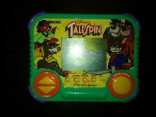 Tiger Disney Talespin 1990 Vintage LCD Electronic Game Tested Works