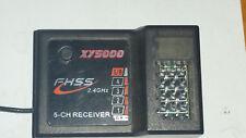 RC FMS FHSS XY5000 2.5GHZ 5CH RECEIVER