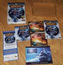 World of Warcraft Wrath of the Lich King WOW PC/Computer Key Code Blizzard