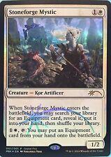 FOIL  Stoneforge Mystic / Mystiker  - PROMO GRAND PRIX -  englisch  (n-mint +)