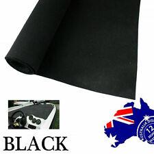 Prevent Skid Yacht Marine Boat Auto Floor Carpet Liner Underlay 3.3M x 2M Black