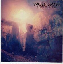 (EM210) Wolf Gang, Lions In Cages - 2010 DJ CD