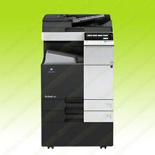 Konica Minolta Bizhub 458 Laser Bw Printer Scan Copier A3 Duplex Mfp 45ppm 368