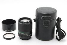 【Near Mint w/ Hood】 Canon New FD 100mm f/2  SLR Film Camera Lens From JAPAN