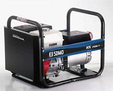 Stromerzeuger SDMO HX 7500 T mit Honda Motor 7,5kVA/400Volt