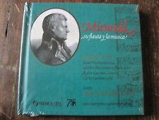 Miranda su flauta y la musica CD STILL SEALED! (Handel, Haydn, etc)