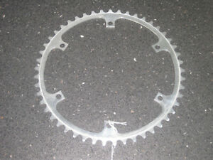 NEW Vintage TA Chainring 49 tooth 130bcd 6 Bolt 3/32 Eroica Bike Retro NOS