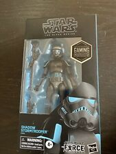 Star Wars: The Force Unleashed Shadow Stormtrooper The Black Series EXCLUSIVE