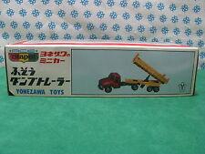 SCATOLA / BOX  per/for  Camion da Cava/Truck - 1/50 Diapet - Yonezawa T-9