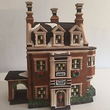 Dept 56 Dickens Village Series #58329 Dursley Manor