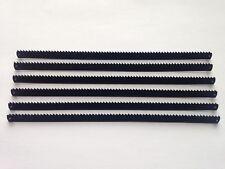 ✅ 6 neue Holz Sägeblätter für King Craft KFZ 400 R Dekupiersäge 135/ 127mm  ✅