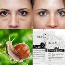 Anti-Aging-Augencreme mit Schneckenmuzin tianDE Naturkosmetik - NEU