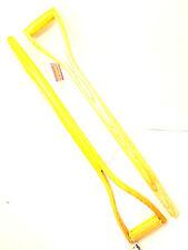 "28"" Split YD Straight Taper  Hardwood Handle For Fork or Spade x2 TZ GD279"