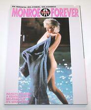 FREE SHIPPING! MARILYN MONROE  - MONROE FOREVER  PHOTO BOOK JAPAN